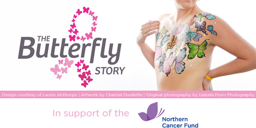 The Butterfly Project - Donate Below