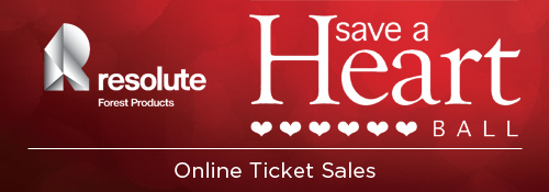 Resolute Save a Heart Ball